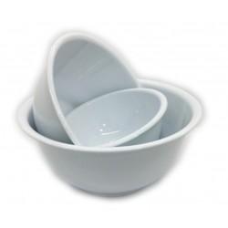 Set x 3 bowls enlozados...