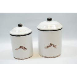 Tarro ceramica vintage bca