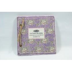Cuaderno vintage medida...
