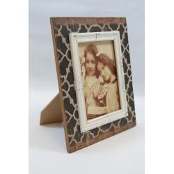 Porta retrato madera...