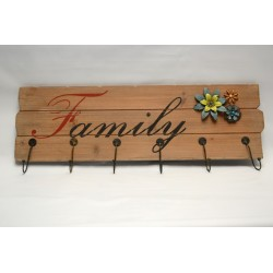 Perchero 6 perchas (family)...