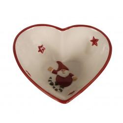 Bowl de ceramica con forma...